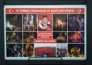 15 Temmuz Demokrasi ve Şehitleri Köşesi – Suni Deri