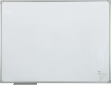 Laminate Surface Elegant Frame Wall Mounted Writing Board