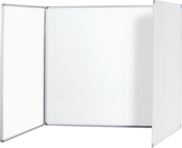 Laminate Surface Winged Writing Board