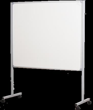 Laminate Surface Wheel Legged Writing Board